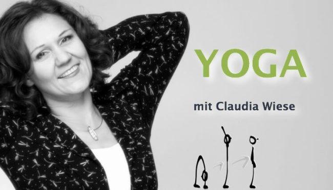 Yoga mit Claudia Wiese
